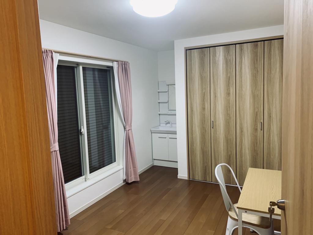 わおんOSAKAⅡの個室